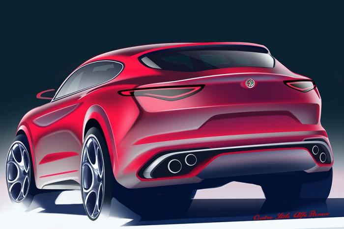 Alfa Romeo, il grande SUV sarà a sette posti? Atteso per il 2018