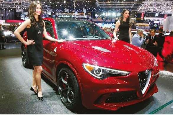 Giulia e Stelvio, vetrina mondiale per la nuova Alfa Romeo