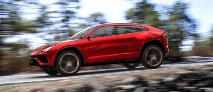 Lamborghini Urus, il SUV del Toro comincerà la produzione ad aprile