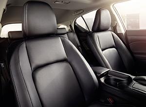 Lexus CT Hybrid Icon, sedili in pelle Tahara