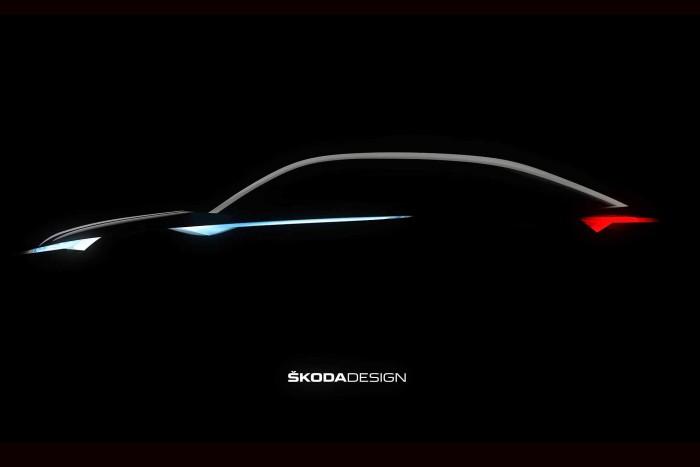 Skoda Vision E, il SUV-Coupé del futuro sta arrivando