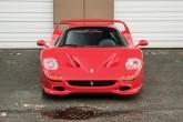 La Ferrari F50 di Mike Tyson