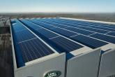 Jaguar Land Rover: energia elettrica solo da fonti rinnovabili